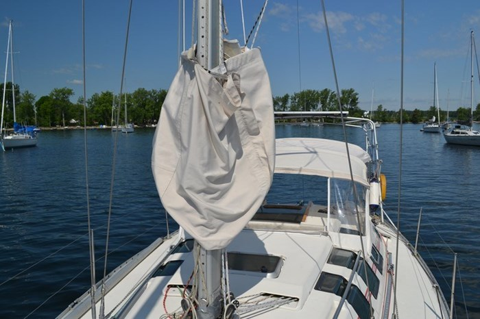 1988 Beneteau First 35s5 Photo 31 sur 43