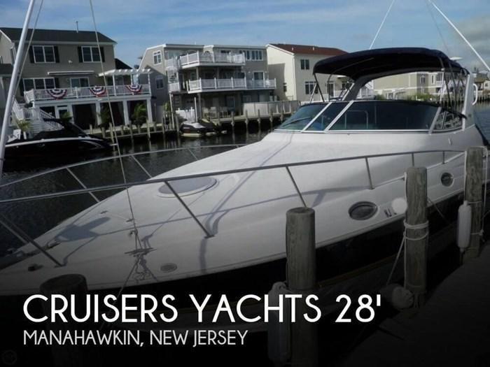 2004 Cruisers Yachts 280 CXi Express Photo 1 sur 20
