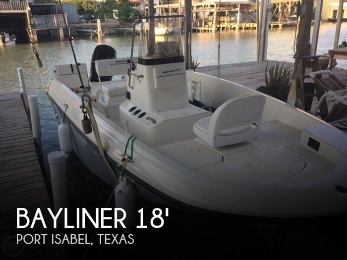 2017 Bayliner Element F-18 Photo 1 sur 20