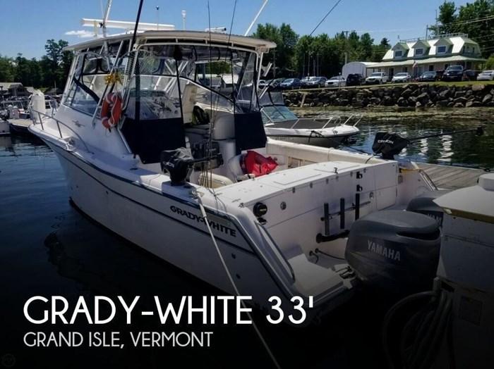 2003 Grady-White 330 express Photo 1 sur 20