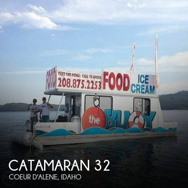 2006 Catamaran Cruisers 32 Photo 1 of 20
