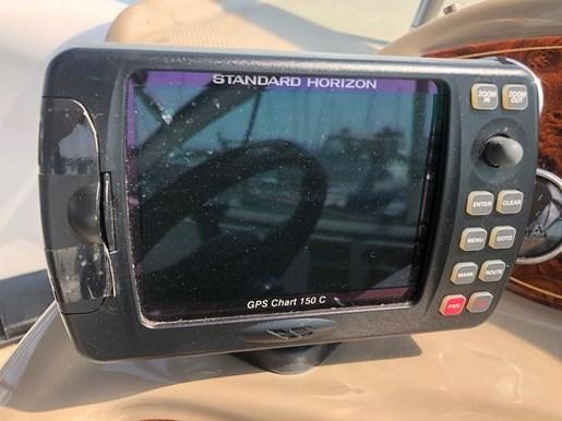 2002 Maxum 2500 SCR Photo 14 sur 23