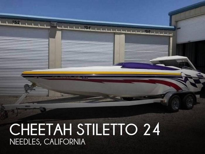 2001 Cheetah Stiletto 24 Photo 1 sur 15