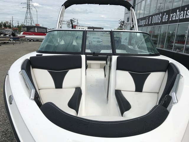 2018 MASTERCRAFT XT 21 Photo 6 of 7