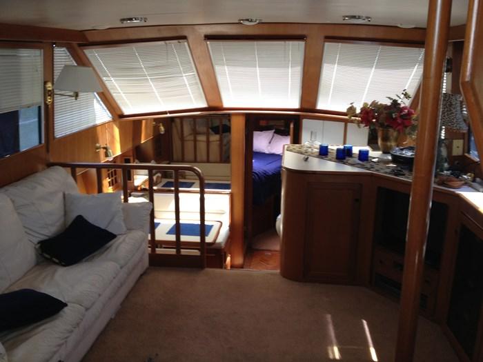 1993 Hyatt 47 ft  Motor Yacht Photo 33 of 42