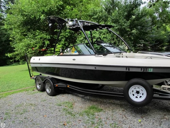 2002 Malibu Wakesetter VLX Photo 7 sur 20