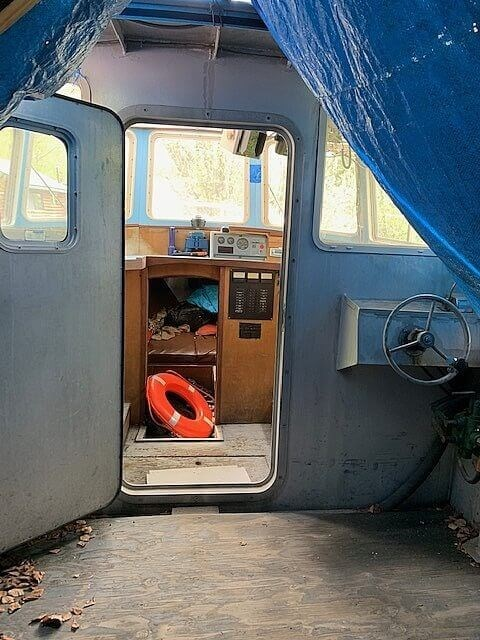 1990 Homebuilt 28 Commercial Quality Workboat Photo 7 sur 18