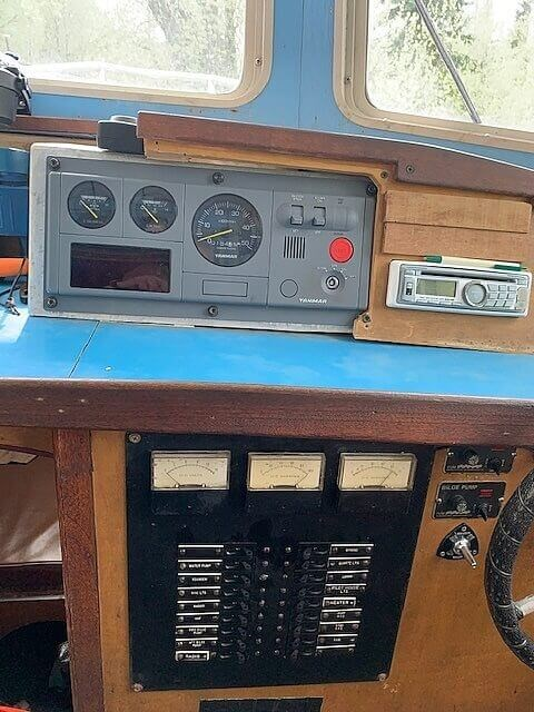 1990 Homebuilt 28 Commercial Quality Workboat Photo 12 sur 18