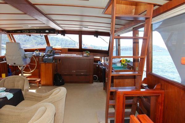 1972 Grenfell 77 Motoryacht Photo 38 sur 103
