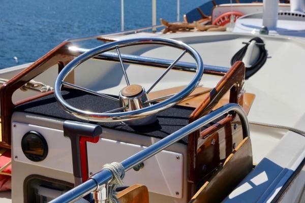 1972 Grenfell 77 Motoryacht Photo 101 sur 103
