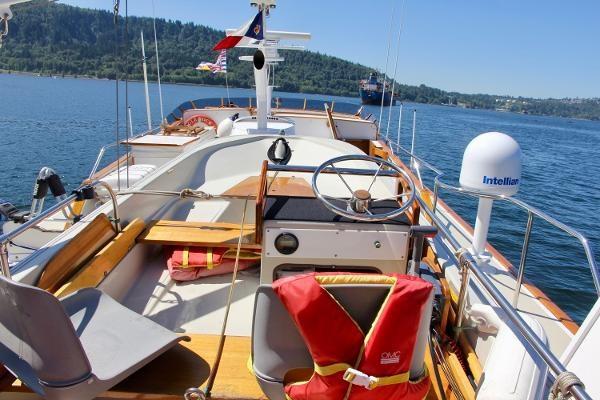 1972 Grenfell 77 Motoryacht Photo 102 sur 103