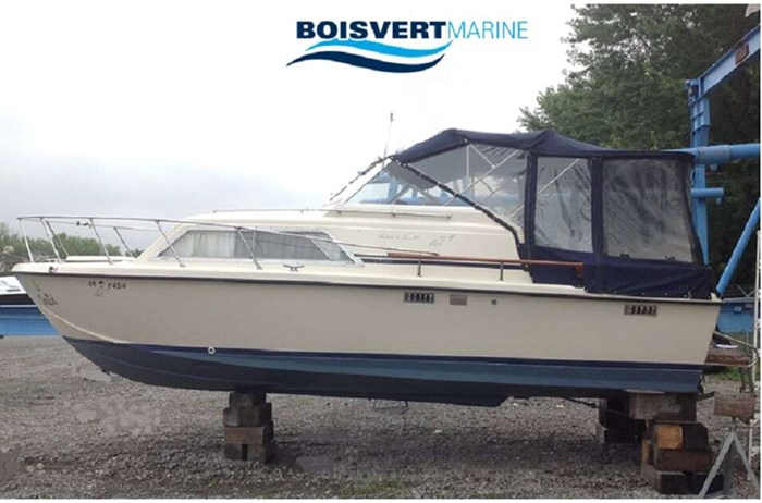 Chris-Craft CATALINA 251 1978 Used Boat for Sale in Sorel Tracy, Quebec -  BoatDealers ca