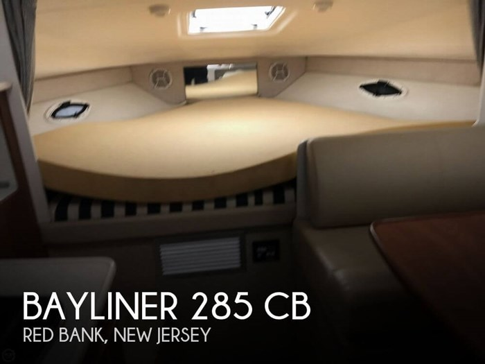 2004 Bayliner 285 CB Photo 1 sur 20