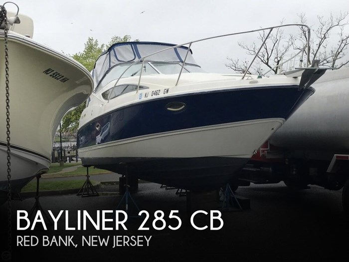 2004 Bayliner 285 CB Photo 1 sur 20