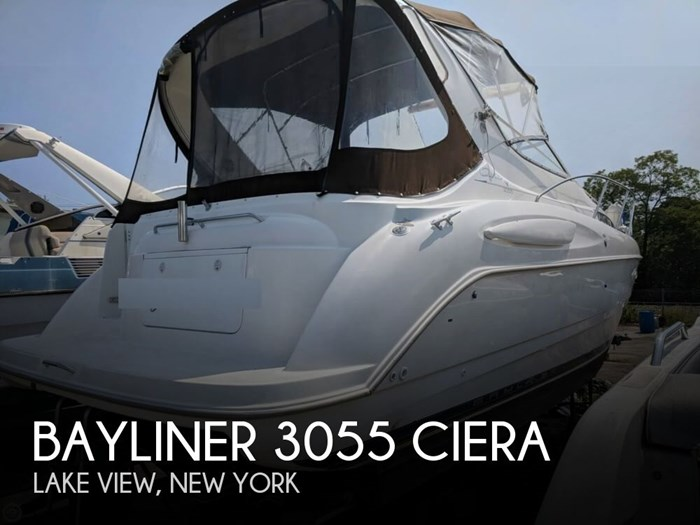 2001 Bayliner 3055 Ciera Photo 1 sur 20