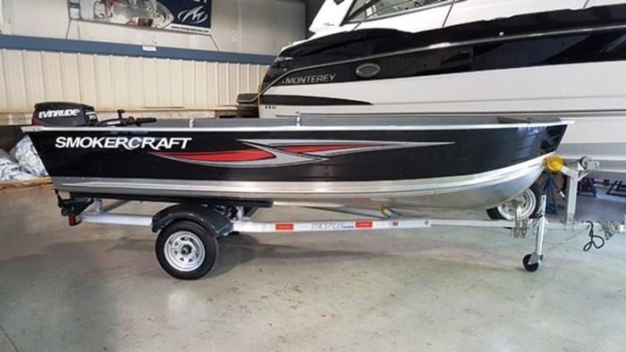 Smoker Craft 14 Big Fish TS 2019 New Boat for Sale in