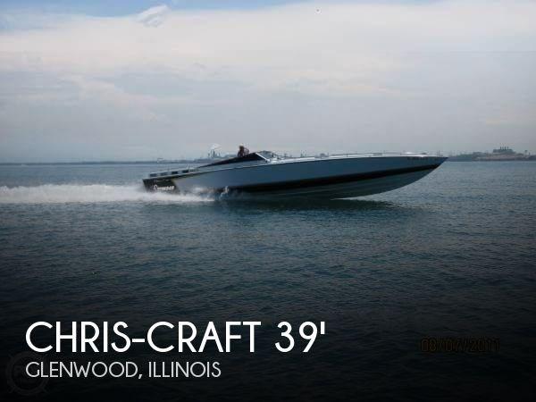 1984 Chris-Craft Stinger 390X Photo 1 sur 20