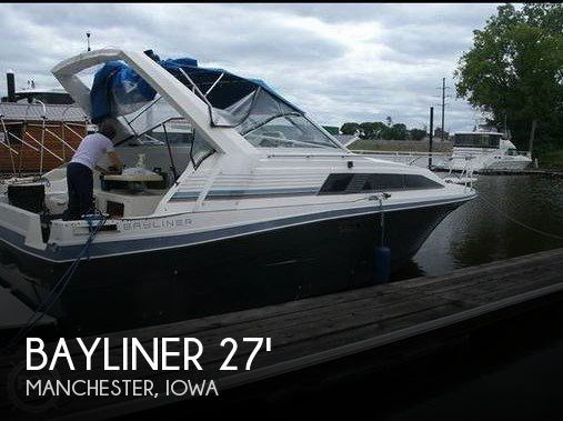 1986 Bayliner Contessa 2850 Photo 1 sur 12