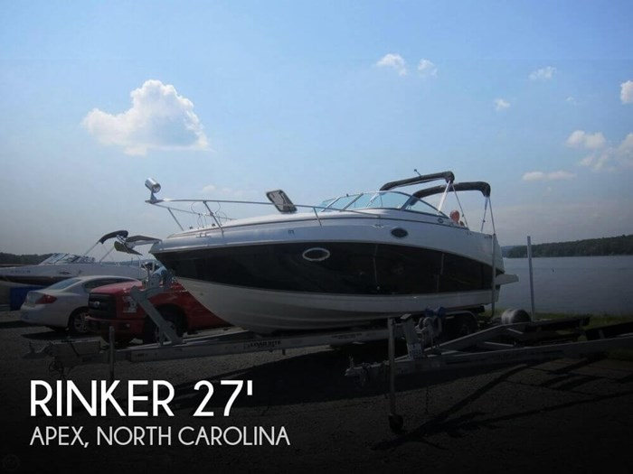 2007 Rinker 250 Express Cruiser Photo 1 sur 20