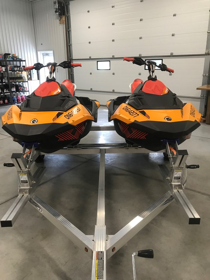 2018 Sea-Doo Spark Trixx Photo 2 of 7