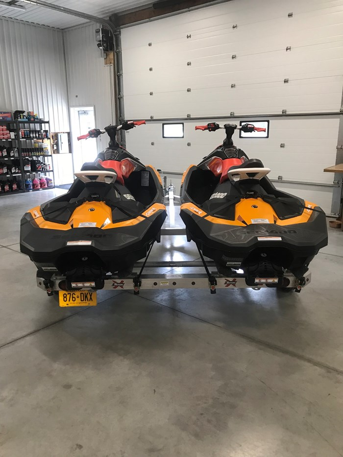 2018 Sea-Doo Spark Trixx Photo 3 of 7