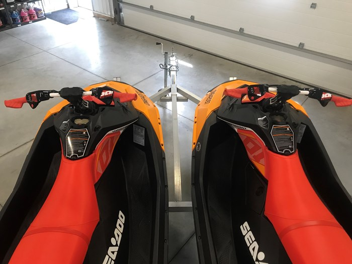 2018 Sea-Doo Spark Trixx Photo 4 of 7