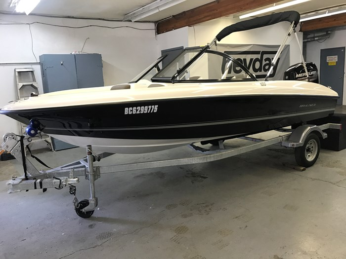 Bayliner 160 Bowrider 2019 New Boat for Sale in Burnaby, British Columbia -  BoatDealers ca