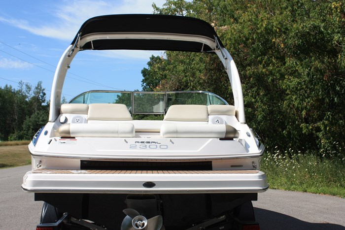 2011 Regal 2300 Bowrider with Trailer Photo 2 of 12