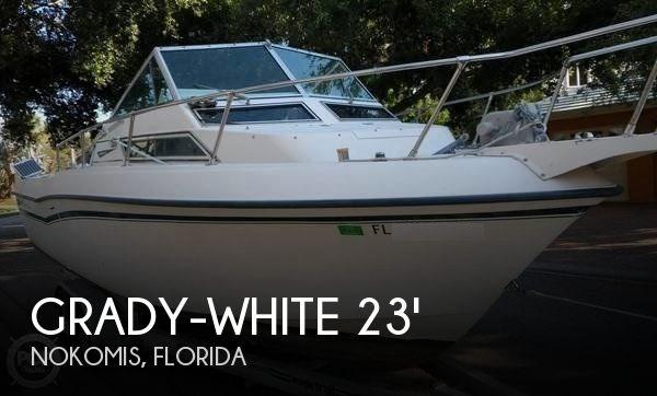 Grady-White 23 Gulfstream 1988 Used Boat for Sale in Nokomis