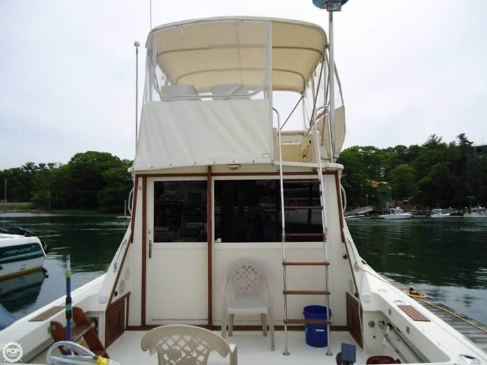 1983 Viking Yachts 35 Convertible Photo 2 of 20