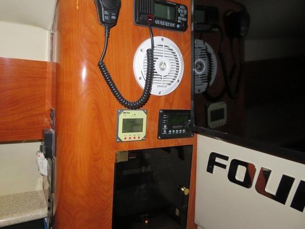 2007 Fountain 38 Express Cruiser Photo 64 of 113