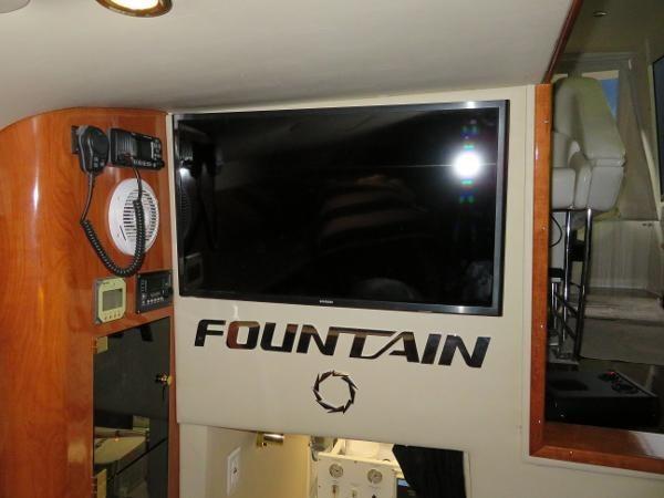 2007 Fountain 38 Express Cruiser Photo 73 of 113