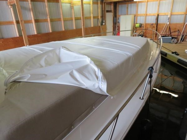 2007 Fountain 38 Express Cruiser Photo 108 of 113