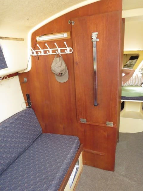 1977 Ou Yang Boatworks Limited, Whitby Matilda 23 Photo 12 of 15