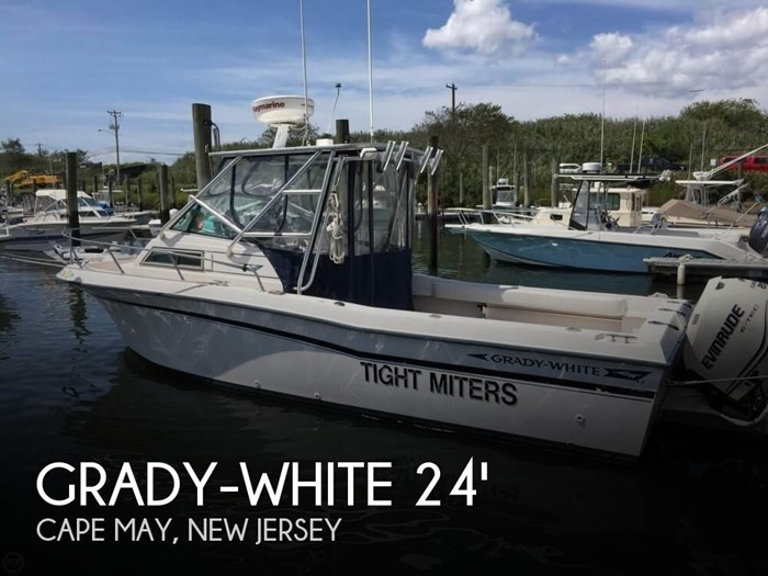 1987 Grady-White 240 Offshore Photo 1 of 20