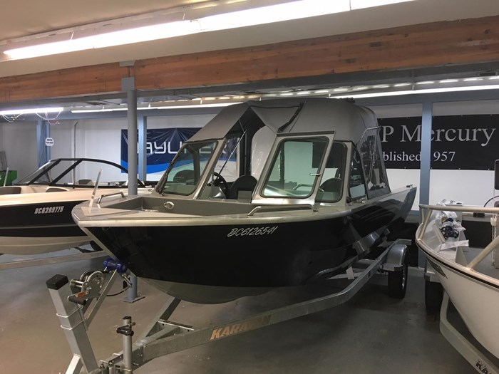 2019 RH Aluminum Boats 180 Sea Hawk Photo 1 of 4