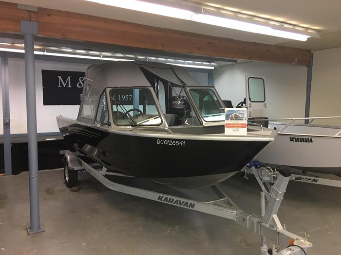 2019 RH Aluminum Boats 180 Sea Hawk Photo 2 of 4