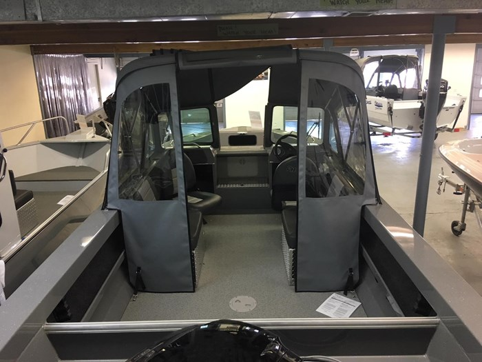 2019 RH Aluminum Boats 180 Sea Hawk Photo 4 of 4