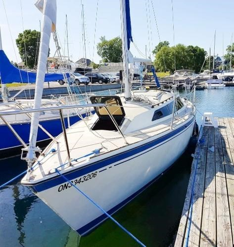 1986 O'Day 272 SLOOP Photo 1 sur 13
