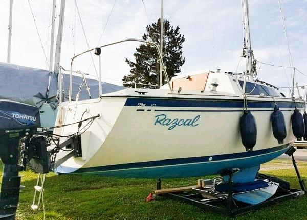 1986 O'Day 272 SLOOP Photo 4 sur 13