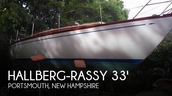 Hallberg-Rassy Mistral 33 1971 Used Boat for Sale in Portsmouth, New  Hampshire - BoatDealers ca