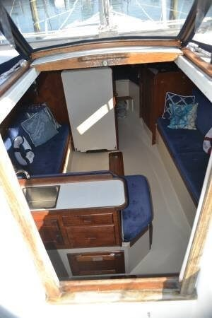1987 Catalina 30 Photo 12 of 20