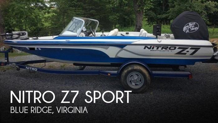 2015 Nitro Z7 Sport Photo 1 of 20