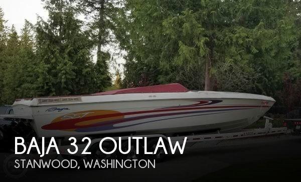 1996 Baja 32 Outlaw Photo 1 of 6