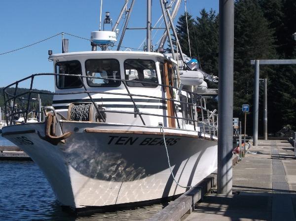 1978 Delta Charter Vessel Photo 3 sur 45