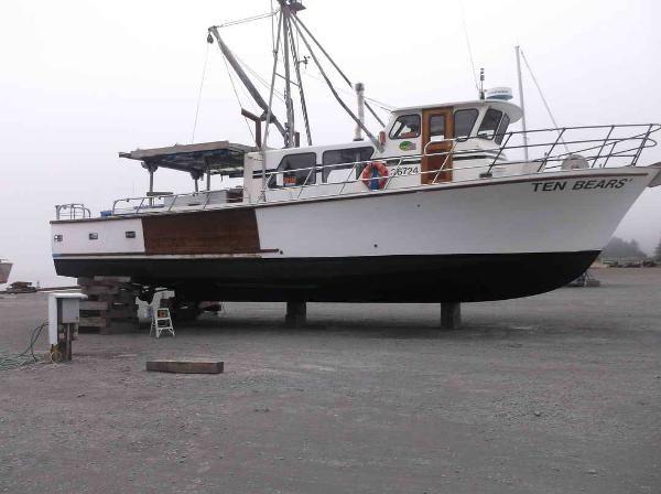1978 Delta Charter Vessel Photo 12 sur 45