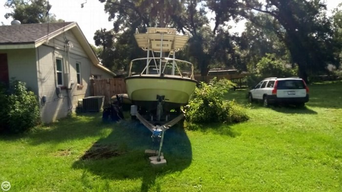 1979 Boston Whaler Outrage V-20 Photo 3 sur 20
