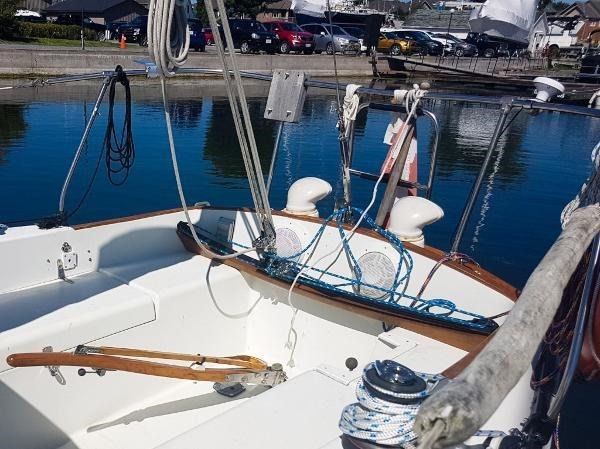 1972 C&C 27 MkI Sloop Photo 10 of 27