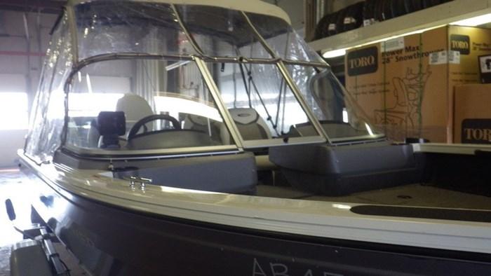 2014 Crestliner Fish Hawk 1750 WT Photo 3 sur 6