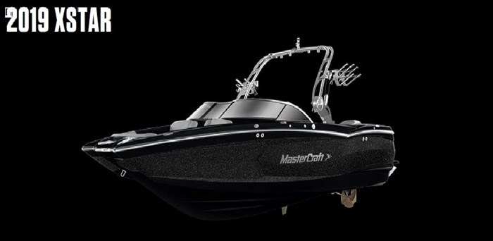 2019 Mastercraft XSTAR Photo 1 of 4